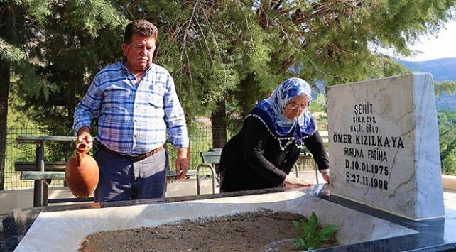Şehit Ömer Kızılkayanın babası: Hainler bilsin ki her an hepimiz hazırız