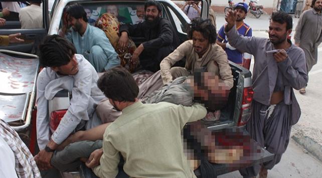 Suudi Arabistan, Mısır ve Bahreynden Pakistandaki bombalı saldırılara tepki