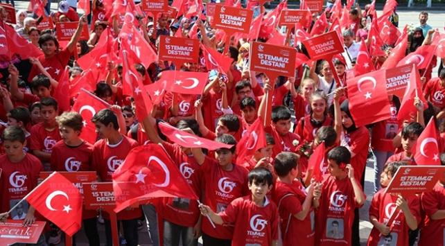 İstanbul Büyükşehir Belediyesi 15 Temmuza özel etkinliklerle hazırlanıyor