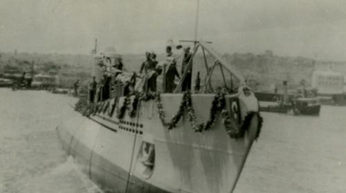 Atılay denizaltısı 39 şehidiyle 76 yıldır Çanakkalenin derinliklerinde yatıyor