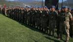 Afrin kahramanları törenle karşılandı
