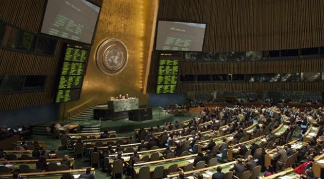 BM Güvenlik Konseyinden Güney Sudana silah ambargosu kararı