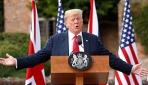 ABD Başkanı Trump CNNden gelen soruları reddetti