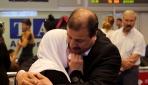 İsrailin ayırdığı anne-oğul İstanbulda kavuştu