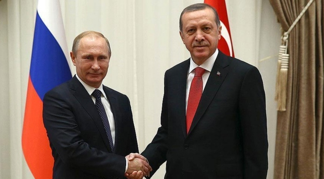 Ərdoğan ilə Putin arasında diqqət çəkən dialoq