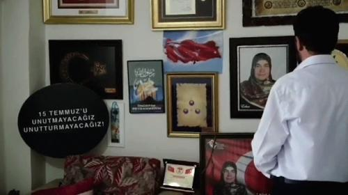 Cumhurbaşkanlığından 15 Temmuz videosu