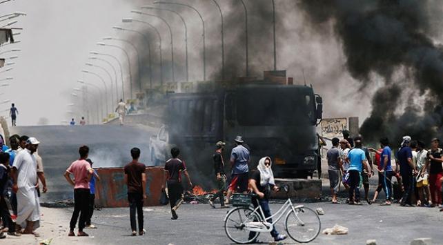 Irakta 3 ilde sokağa çıkma yasağı ilan edildi