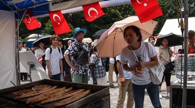 Türk yemekleri Japonyada tanıtıldı