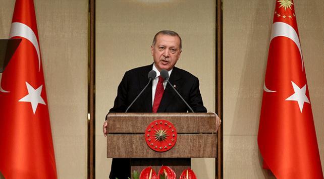Cumhurbaşkanı Erdoğan: 15 Temmuzu unutmayacağız, unutturmayacağız