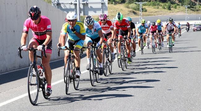 15 Temmuz etkinlikleri için Ulusal Bisiklet Yarışması düzenlendi