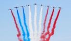 Fransa Ulusal Bayramı kutlamaları talihsizliklere sahne oldu