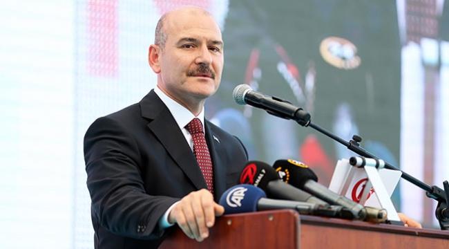 İçişleri Bakanı Soylu: Bu ateş ne soğur ne küllenir