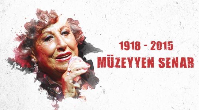 Türk müziğinin güçlü sesi Müzeyyen Senar 100 yaşında