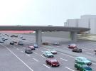 Metris TEM kavşağında trafik düzenlemesi