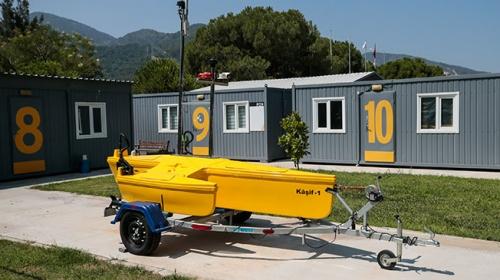 Yerli insansız deniz aracı geliştirildi