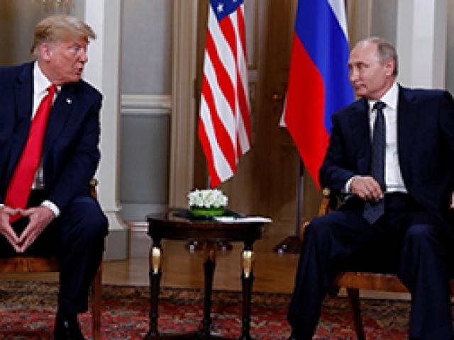 Trump ve Putin arasındaki tarihi zirve başladı