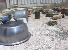 Afrin'de bugüne kadar bin 569 mayın ve patlayıcı imha edildi