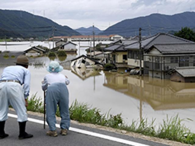 Japonya sel felaketinin sonuçlarıyla yüzleşiyor