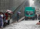 Hindistan'da muson yağmurları 40 can aldı