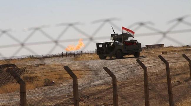 Iraklı güçler ve Peşmergeden DEAŞa ortak operasyon