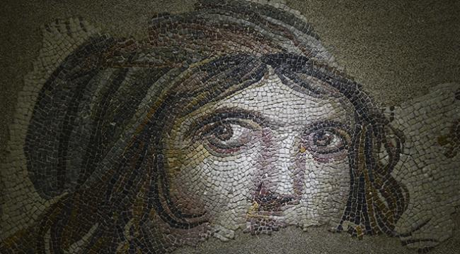 Zeugma Mozaik Müzesi yoğun ilgi görüyor