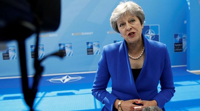 """İngiltere Başbakanı Mayden """"Rusya"""" uyarısı"""