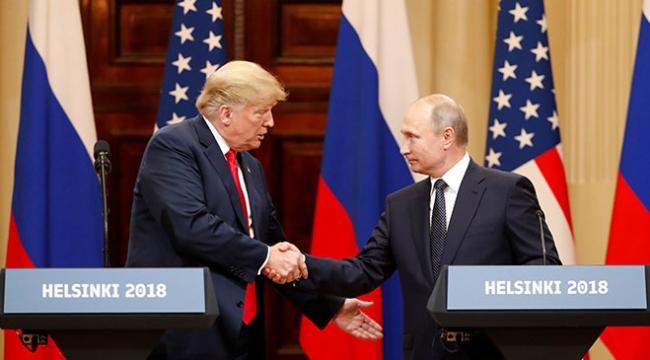 Trump-Putin zirvesi sona erdi