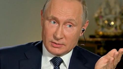 Putin: ABD seçimlerine müdahale iddiası siyasi bir oyun