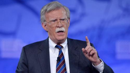 John Bolton: Amerikan askerleri Suriyede kalacak