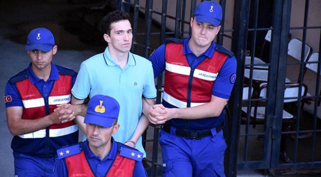 Sınırda yakalanan Yunan askerlerine tahliye çıkmadı
