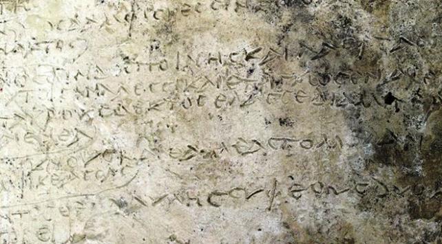 Odesa destanının en eski alıntısı Yunanistanda keşfedildi