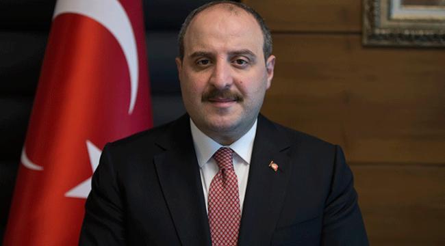Sanayi ve Teknoloji Bakanı Mustafa Varank: Ekonomi sanayi öncülüğünde büyüyor