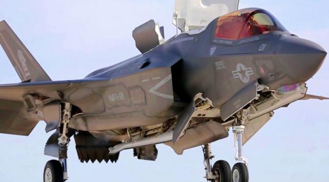 ABD Ortadoğuya ilk defa F-35 gönderdi