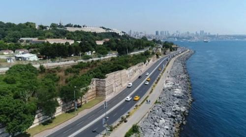 Tarihi İstanbul surları restore ediliyor
