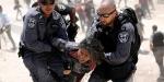 """19 yaşındaki Filistinli Sareden """"Han el-Ahmer bizim kalacak"""" mesajı"""