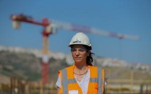 Türkiyenin 3üncü büyük hastanesinin mimarisine kadın eli değdi