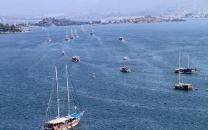 Muğlaya gelen turist sayısı yüzde 38 arttı