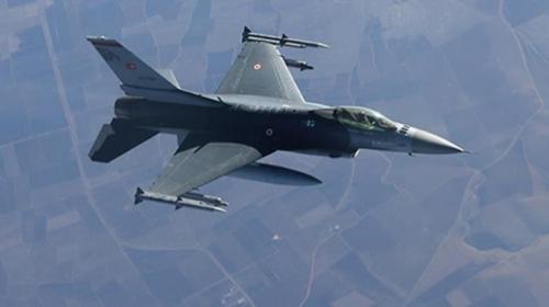 Irak'ın kuzeyinde terör örgütünün mühimmat deposu imha edildi