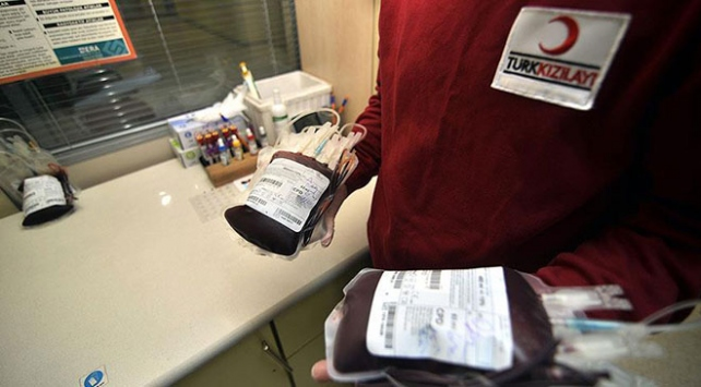 Kızılaya kan bağışı 15 Temmuzda iki katına çıktı