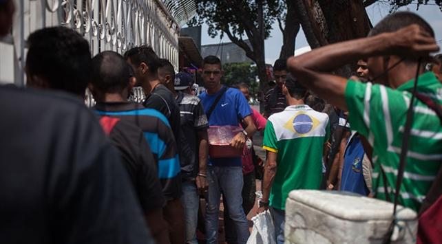Kolombiyada göçmen krizi büyüyor