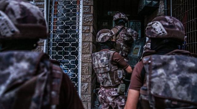 İstanbul'da uyuşturucu operasyonu: 24 gözaltı