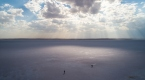 Tuz Gölüne ziyaretçi ilgisi