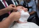 OHAL bitti, CHP'li Aytuğ Atıcı'nın sakal gitti