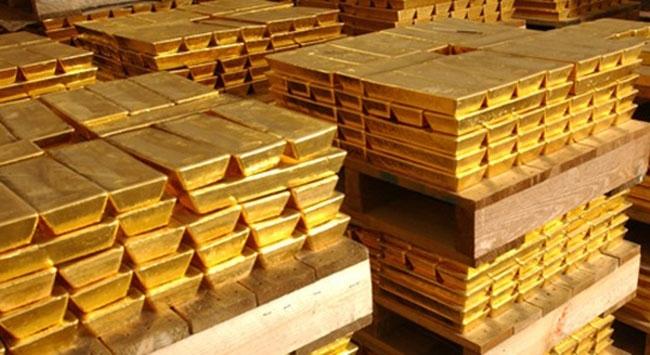 Venezuela altınları Türkiyeye geliyor