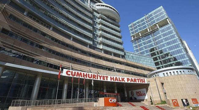 CHPden kurultay açıklaması