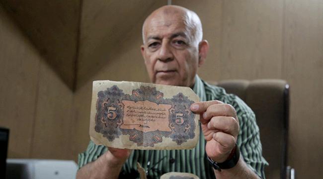 Osmanlı askerinin emanetini 103 yıldır koruyorlar