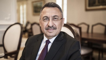 Cumhurbaşkanı Yardımcısı Oktay KKTCye gidiyor
