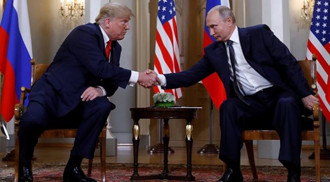 Trumptan Putinle ikinci zirve mesaj