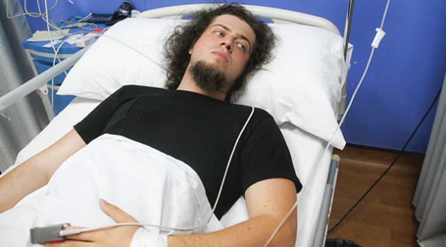 İllüzyonist Arefin tedavisi en az bir gün daha sürecek