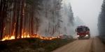 İsveçte iki günde 8 bin 500 hektar ormanlık alan yandı